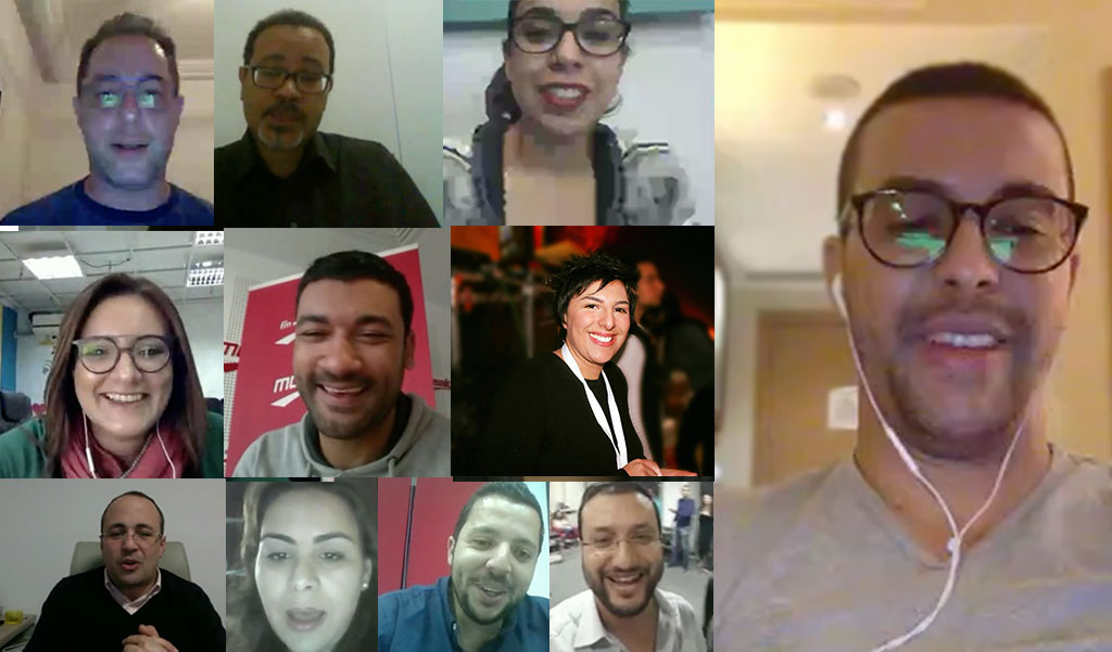 Rencontre avec 10 influencers du digital en Tunisie